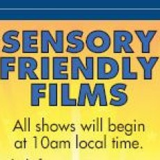 Mason-Westchester, OH Events: Sensory Friendly Films Every Saturday Morning