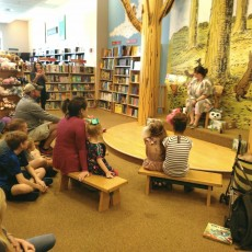 B&N Baby And Me Storytime