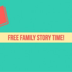 Long Beach, CA Events for Kids: GIGIL's FREE Family Story Time
