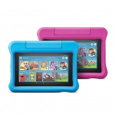 All-New Fire 7 Kids Edition Tablet 2-Pack with Cases