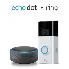 Ring Video Doorbell with Echo Dot