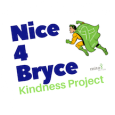 Supporting Mito families in honor of Bryce!