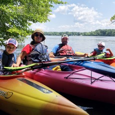 Things to do in Mansfield-Attleboro, MA for Kids: Weekend Family Paddles, Norton Kayak Company