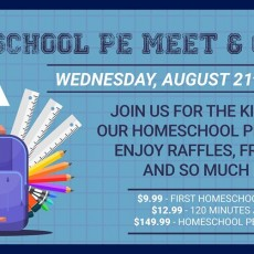 Fort Myers, FL Events for Kids: Homeschool PE Meet & Greet at Sky Zone