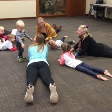 Olathe, KS Events for Kids: Nature Time Yoga {Ages 2-6}