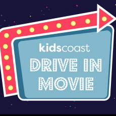 Things to do in Charleston, SC: Kidscoast Drive-In Move Night