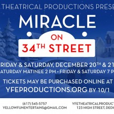 Things to do in Brookline-Norwood, MA: Miracle on 34th Street