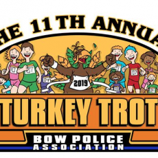 Concord, NH Events for Kids: 5K Turkey Trot