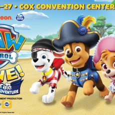 Oklahoma City North, OK Events for Kids: Paw Patrol Live!