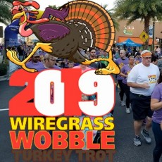 Things to do in Wesley Chapel-Lutz, FL: 2019 Wiregrass Wobble Turkey Trot