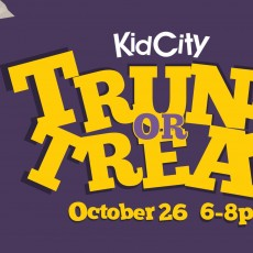Trunk or Treat at City Church