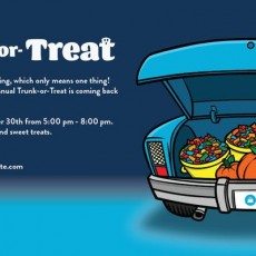 Carvana Trunk or Treat