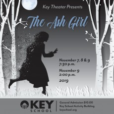 Annapolis-Severna Park, MD Events for Kids: Key Theater Presents: The Ash Girl