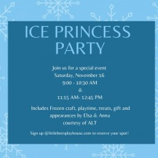 Things to do in Amarillo, TX: Ice Princess Party