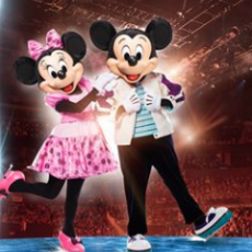 Concord, NH Events for Kids: Disney On Ice presents Celebrate Memories