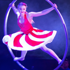 Concord, NH Events for Kids: A Magical Cirque Christmas