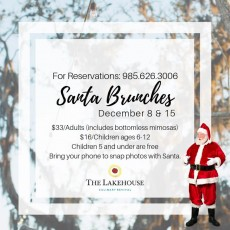 Things to do in North Shore, LA: Santa Brunch
