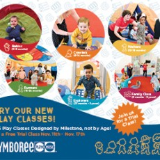 Brookline-Norwood, MA Events for Kids: Free Class Week ~ Gymboree Play & Music