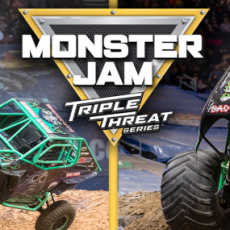 Milford Mill-Reisterstown, MD Events for Kids: Monster Jam® Triple Threat Series™