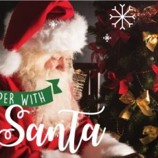 Things to do in Omaha, NE: Supper with Santa