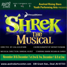 Things to do in Red Bank, NJ: Rising Stars Presents Shrek The Musical