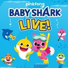 Things to do in San Diego North, CA for Kids: RESCHEDULED-Baby Shark Live!, Balboa Theatre - San Diego