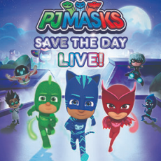 Concord, NH Events for Kids: PJ Masks Live