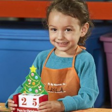 Long Beach, CA Events for Kids: Kids Workshop: Christmas Countdown Calendar (Signal Hill)
