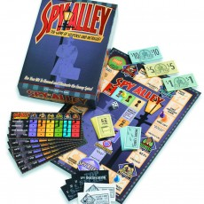 Spy Alley Family Strategy Board Game