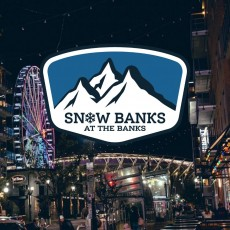 Cincinnati, OH Events for Kids: Snow Banks at The Banks