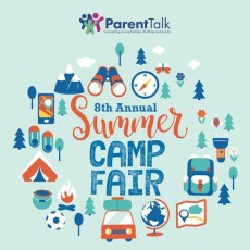 Brookline-Norwood, MA Events for Kids: Parent Talk's 8th Annual Summer Camp Fair