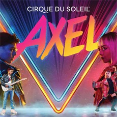 Cincinnati, OH Events for Kids: Cirque du Soleil: AXEL