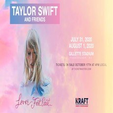 Taylor Swift Lover Fest East Hulafrog Mansfield Attleboro Ma