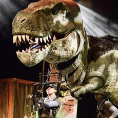 Rock Hill, SC Events for Kids: Dinosaur World Live! By Blumenthal Preforming Arts