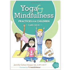 Yoga and Mindfulness Card Deck