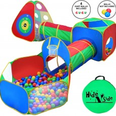 Ball Pit Tent and Tunnel