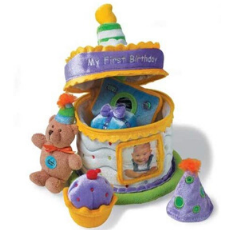 1st First Birthday Cake Playset