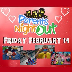 Things to do in Cincinnati, OH: Parents Night Out | Cupid's Nerf Wars