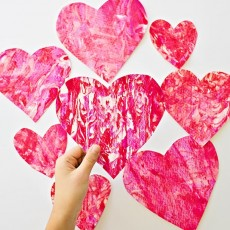Art Club for Kids: Color Mixing Hearts