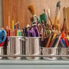 Arts & Crafts for Kids: Masterpieces in the Making!