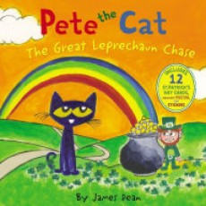 Surprise, AZ Events for Kids: Storytime and Activities Featuring Pete the Cat: The Great Leprechaun Chase
