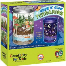 Grow 'N Glow Terrarium Science Kits