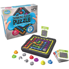 ThinkFun and Crazy Aaron's Thinking Putty Puzzle