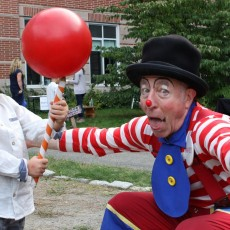 Brookline-Norwood, MA Events for Kids: Davey the Clown