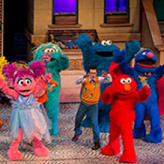 Red Bank, NJ Events for Kids: Sesame Street Live! Let's Party!