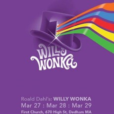 Brookline-Norwood, MA Events for Kids: Willy Wonka
