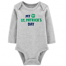 Carter's St. Patrick's Day Onsie