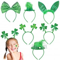 St.Patrick's Day Headbands