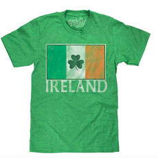 Ireland Shamrock T-Shirt