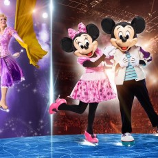 Long Beach, CA Events for Kids: Disney On Ice presents Celebrate Memories